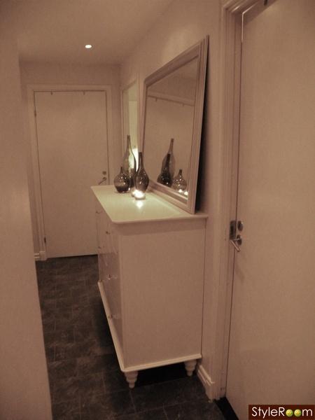 byrå spegel hall ~ inspirerande bilder på byrå i hallen