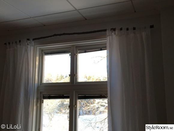 grenar,gardiner,gardinstång,gren,fönster
