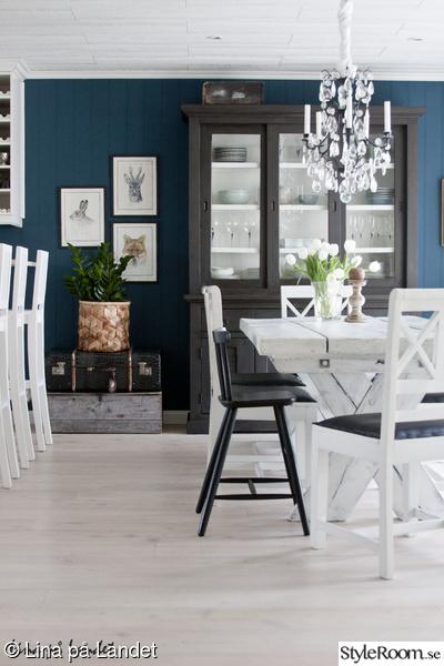 matsal,matbord,skåp,förvaring,blå