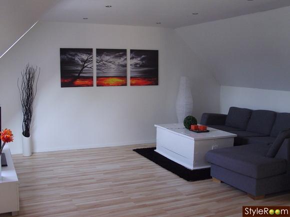 inspirerande bilder p svart parkett. Black Bedroom Furniture Sets. Home Design Ideas