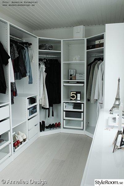 öppen garderob,walk in closet,kläder,garderob,vitt