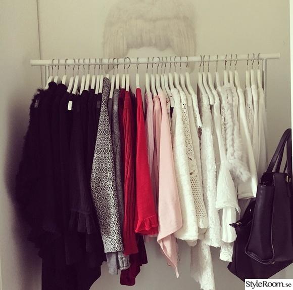 ikea,klädställning,Änglavingar