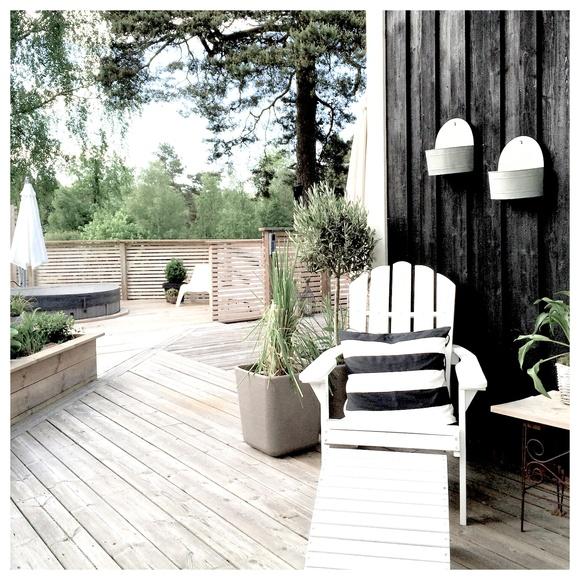 altan,terass,uteplats,utemöbler,svartvitt