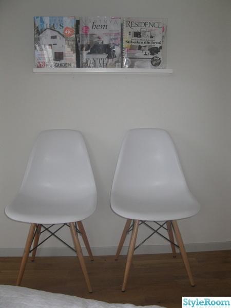 Eames Kopia Inspiration Och Inredningstips