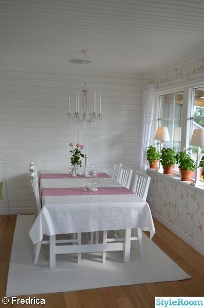 panelvägg,köksbord