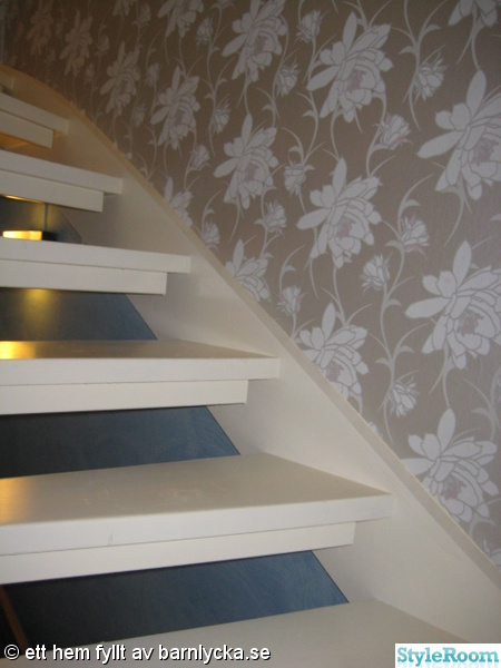 trappa,trappan,tapet,trappa efter