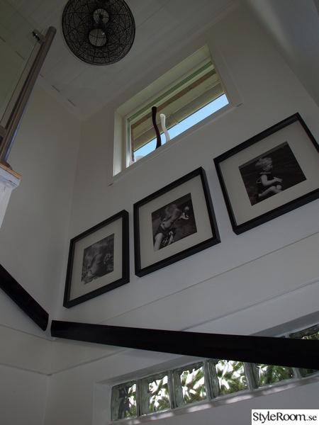 tavlor,trappa,glasräcke