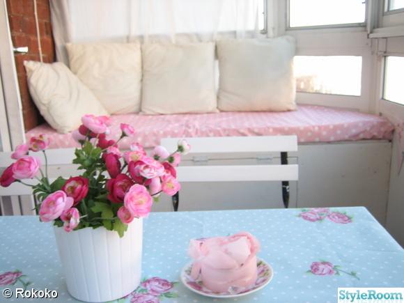 rosa,pastell,balkong,tärnö,ikea