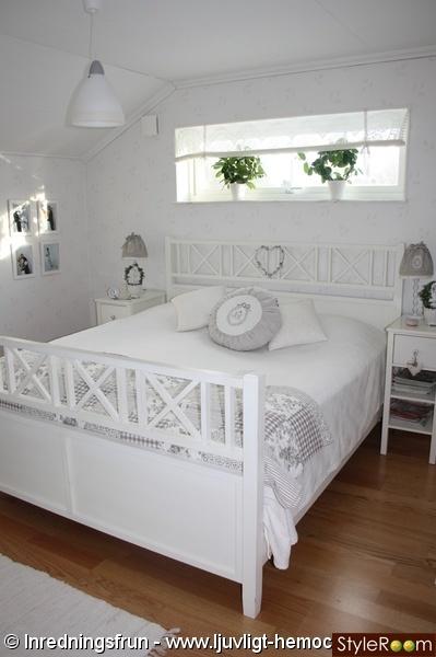 lantligt sovrum - Inspiration och inredningstips