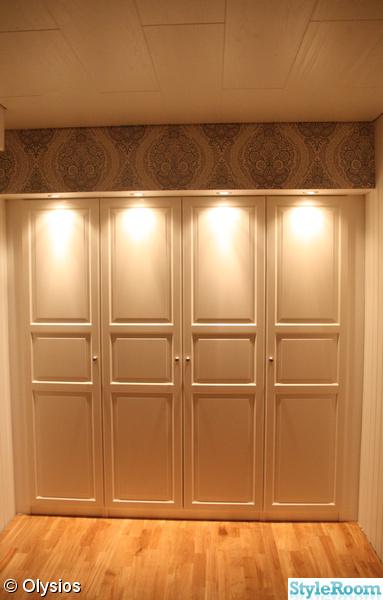 IKEA birkeland garderobsdörrar