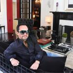 Andreas Carlssons lyxiga Hollywood-hem