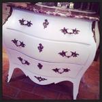 Måla eller INTE måla antika möbler