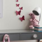 Ändra om i barnrum med loppisfynd