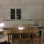 HJÄLP!! Stänkskydd - väggplatta till kök med panel?