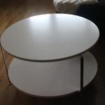 Hjälp - måla om eller vad göra med bordet?