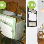 Till salu: Lägenheten med det gamla kylskåpet