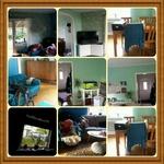 Hjälp med vardagsrummet, inredning