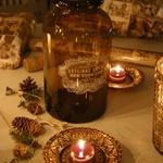 Juldukning och uppesittarkväll.