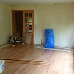 Hjälp med vårt vardagsrum / matrum