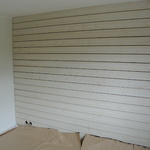 Panelvägg - måla?