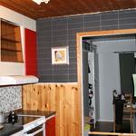 Vårt röda kök, innan renovering