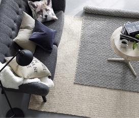 Förnya rummet med textil