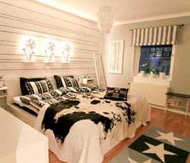Vårt sovrum!