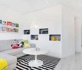 Lägenheten - i bland tar livet en omväg..