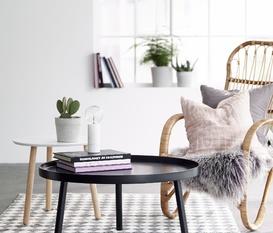 Möblera det lilla eller stora hemmet