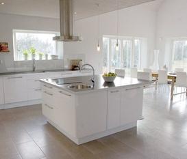 Vårt kök / vardagsrum