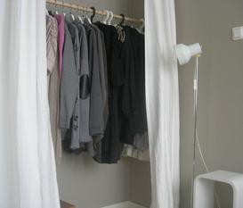Dressingroom.