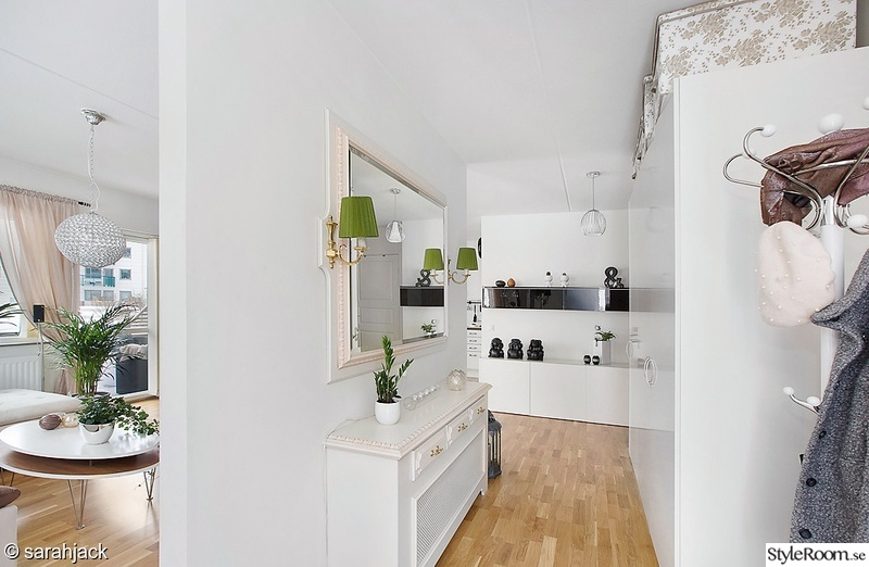 klädhängare,hallspegel,hall,Tamburmajor,homestyling