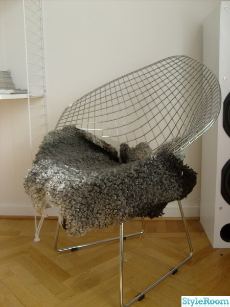 design,designstol,designklassiker,bertoia,diamon chair