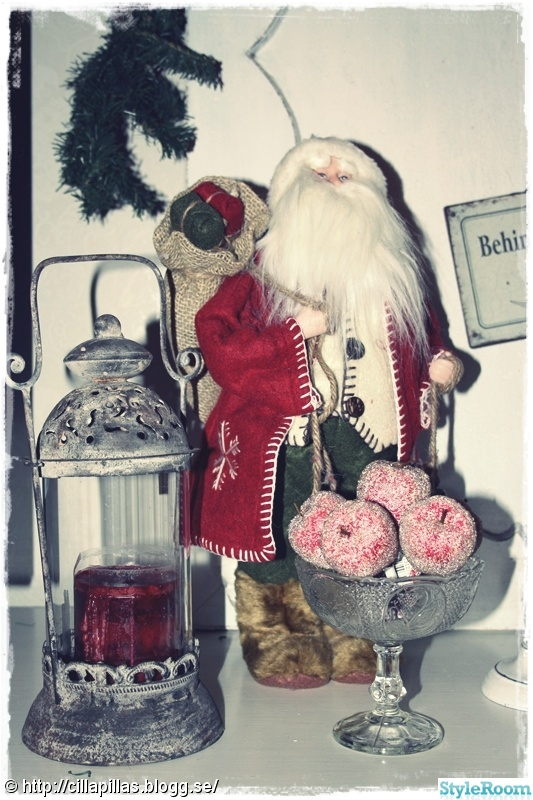 lykta,jul,tomte