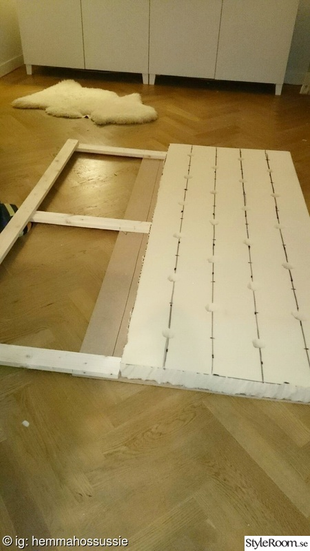 sänggavel,diy,gör det själv,do-it-yourself,sovrum