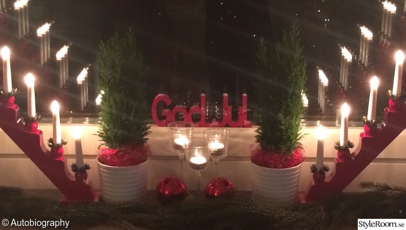 julpynt,partylite,juldekoration,god jul