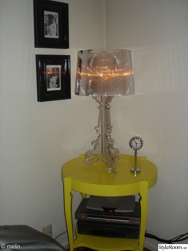 kartell,bourgie,lampa