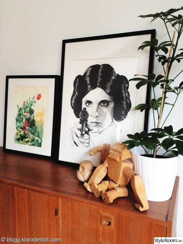 poster,affisch,zombies,princess leia
