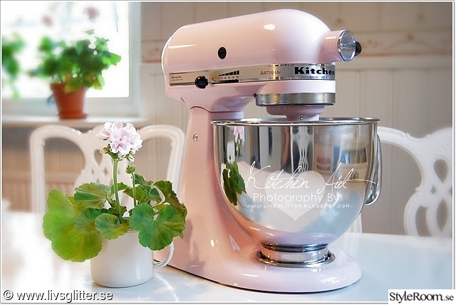 kitchen aid rosa