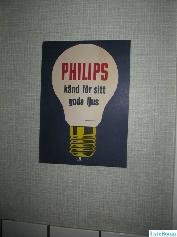 philips,glödlampa,retro planch
