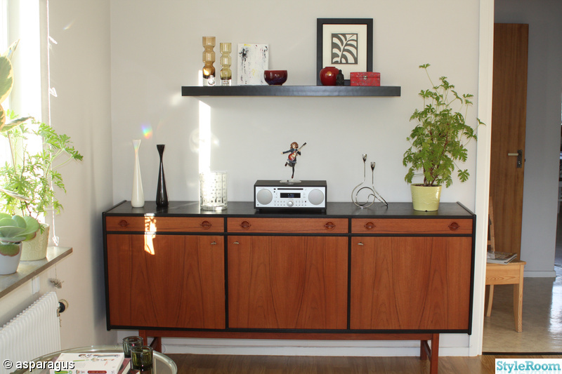 sideboard,retro,60-tal,teak,tivoli audio