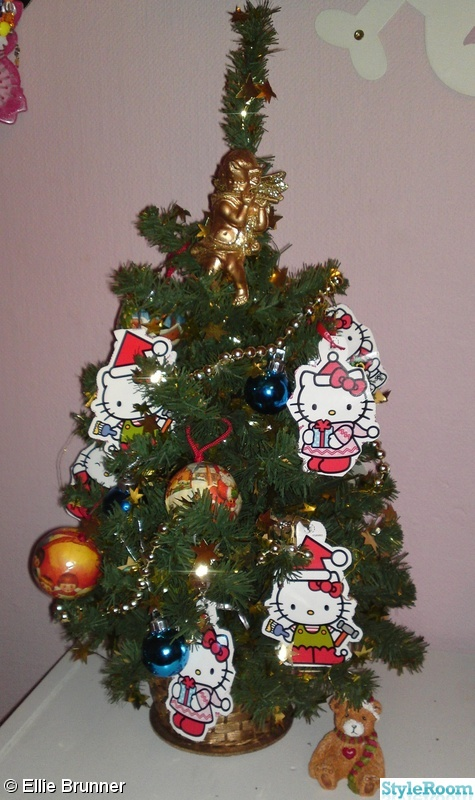 hello kitty,adventsgran
