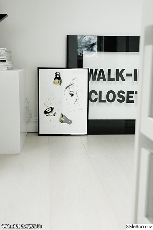 posters,walk in closet,webbutik,annelies design