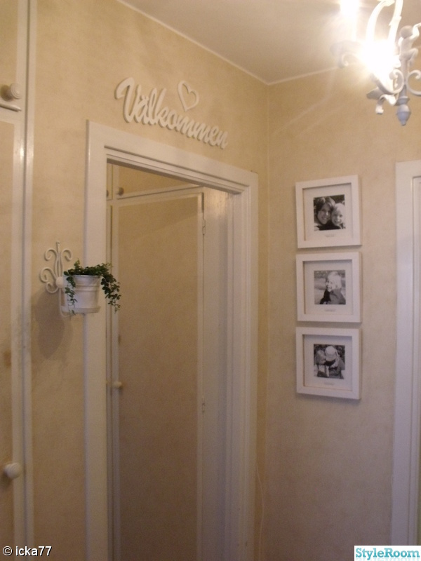 hall,shabby chic