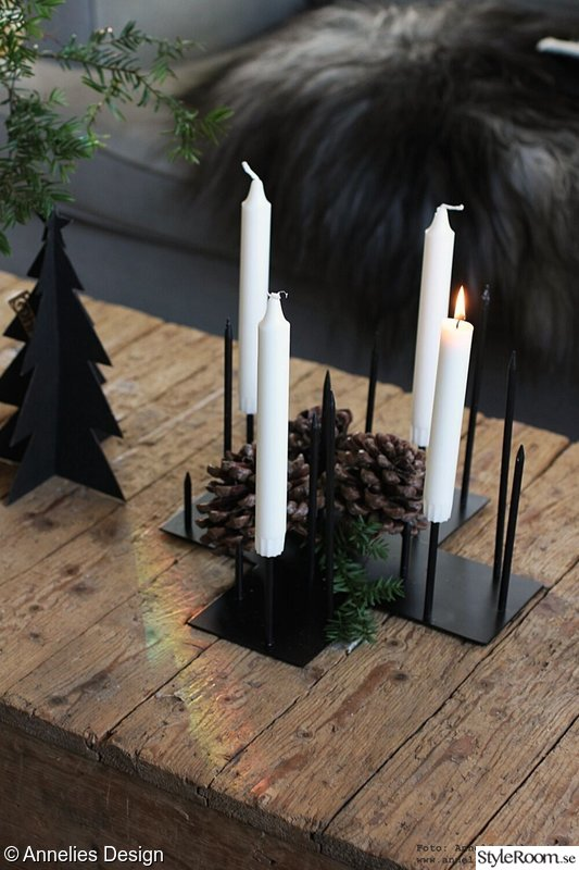 jul,ljusstake,webbutik,annelies design,candle cross