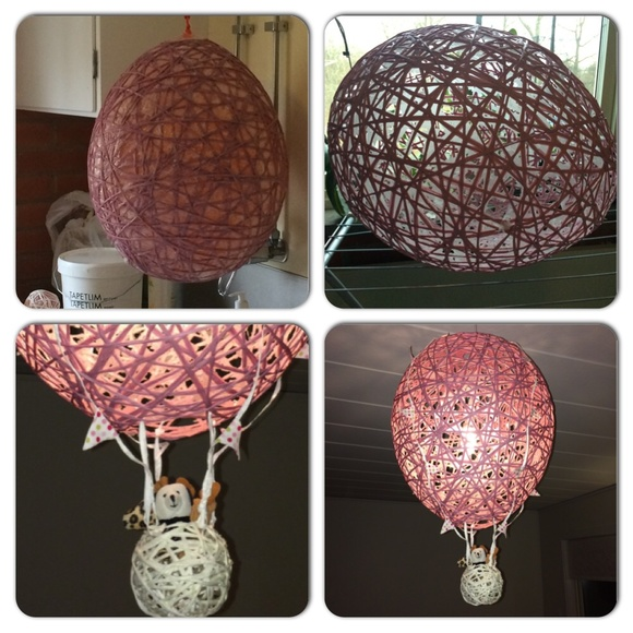 diy,barnlampa,luftballong,do-it-yourself