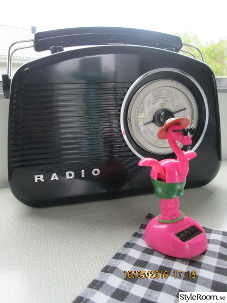flamingo,retroradio