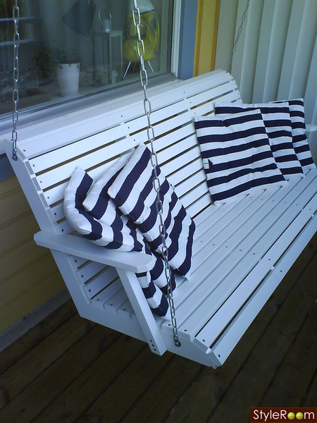 porch swing,hammock