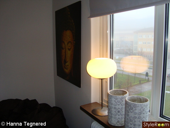 fönsterlampa