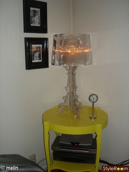 bourgie,kartell,lampa